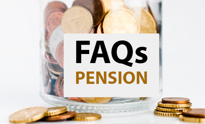 FAQ-Pension